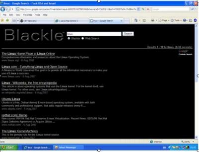 blackle